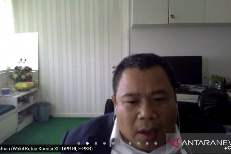 Anggota DPR ungkap gagal bayar Narada diperkirakan capai Rp9 triliun
