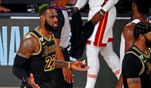 湖人雙星聯手滅熱火 NBA總冠軍賽2比0領先