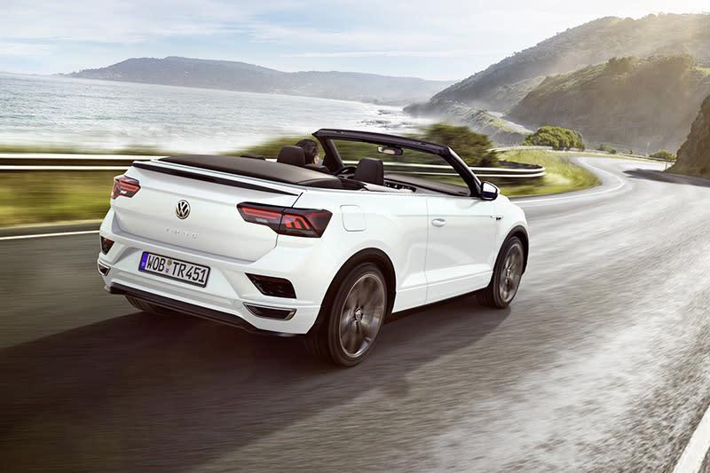 2020望春風─Volkswagen T-Roc Cabriolet正式投產!