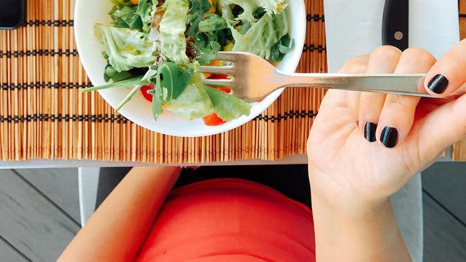 Ilustrasi diet. (Foto: Pexels.com)