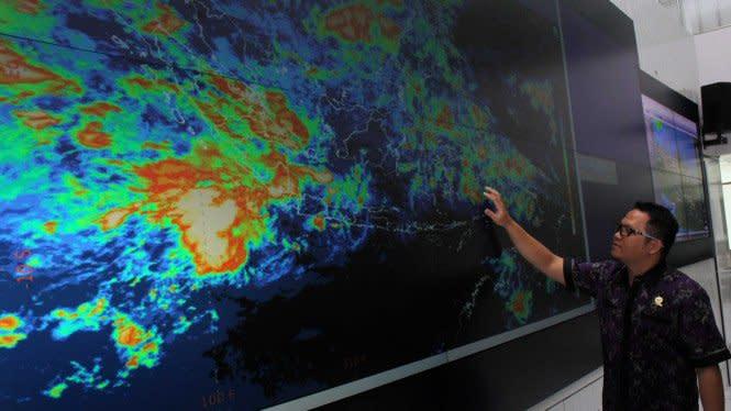 Kamis Ini Cuaca di Jakarta Terik