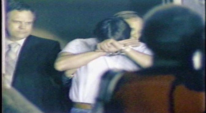 Florida serial killer Bobby Joe Long is pictured after his arrest in the 1980s.