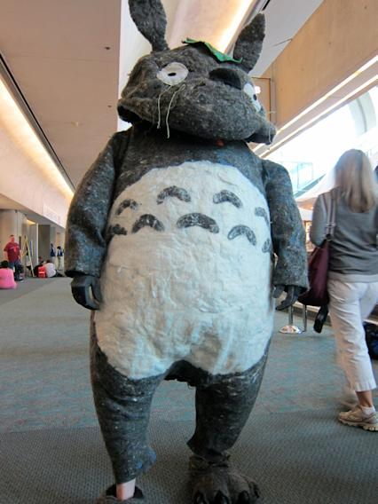 My neighbor Totoro - San Diego Comic-Con 2012