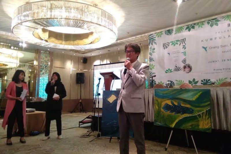 Penyair Korea Selatan buat sajak berdasarkan pengalaman di Indonesia