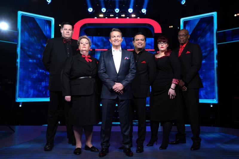 Photo credit: Kieron McCarron - ITV