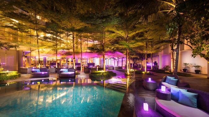 IINDIGO Day Club di DoubleTree by Hilton Jakarta - Diponegoro. (dok. DoubleTree by Hilton Jakarta - Diponegoro)