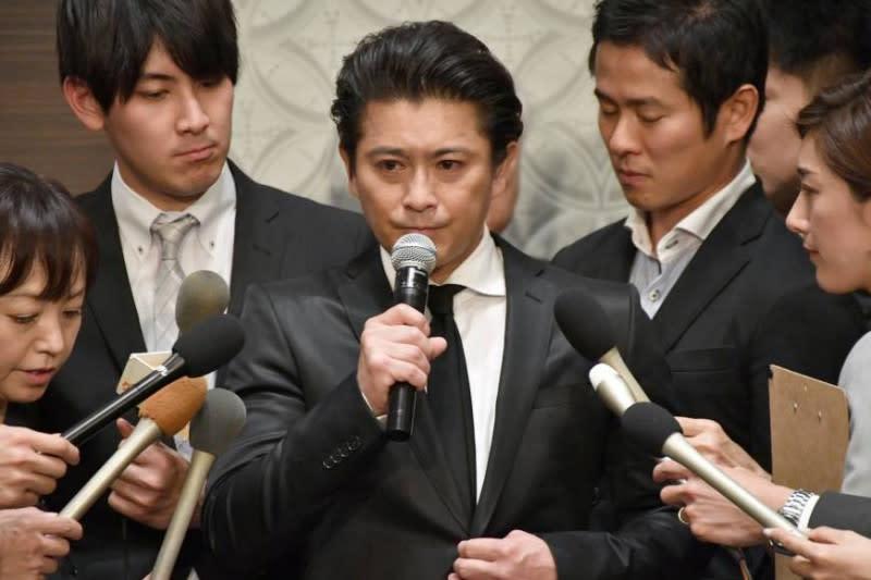 Tatsuya Yamaguchi eks-TOKIO dibebaskan setelah berkendara saat mabuk