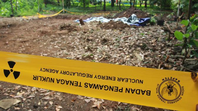 Bapeten: Zat Radioaktif Cesium 137 Tidak Diperjualbelikan Bebas