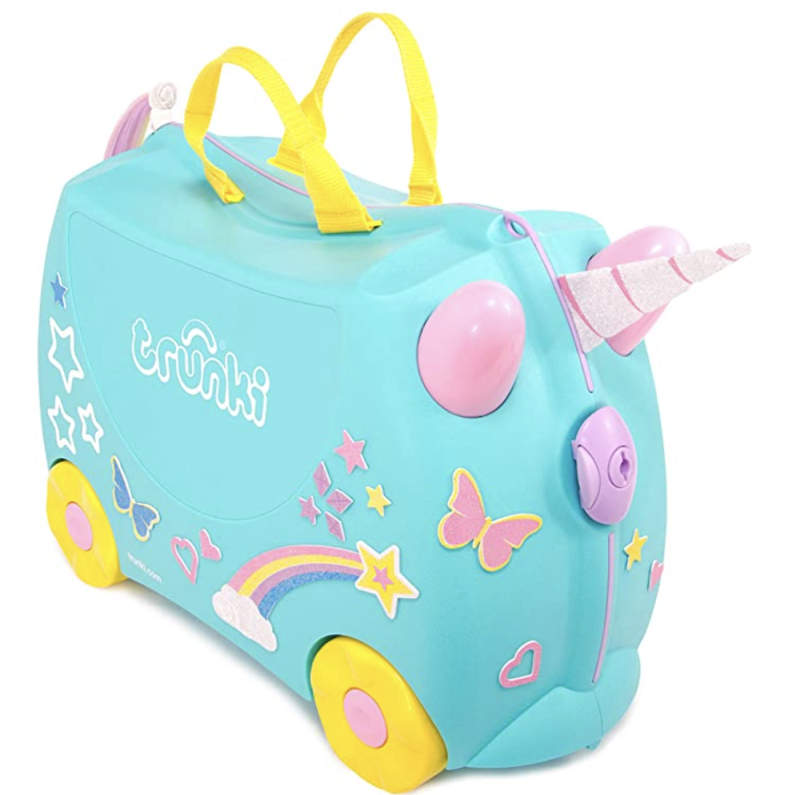 Trunki suitcase. (PHOTO: Amazon)