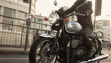 2014 Triumph Bonneville 標準版