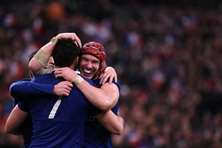 Galthie said his team's togetherness helped them past England