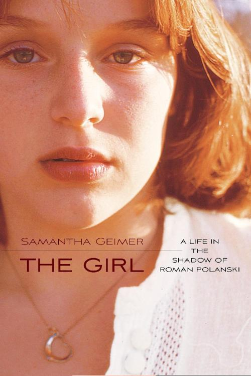 """This photograph released by Atria Books shows Samantha Geimer on the cover of her memoir,""""The Girl: A Life in the Shadow of Roman Polanski"""". Geimer's publisher says that during her 1993 civil suit against Polanski she obtained rights to the pictures Polanski took during two photo sessions in 1977, one of which led to charges that he plied her with half a Quaalude and champagne and raped her. Geimer has said she forgives him and that she is writing the book to reclaim her identity. (AP Photo/Atria Books)"""