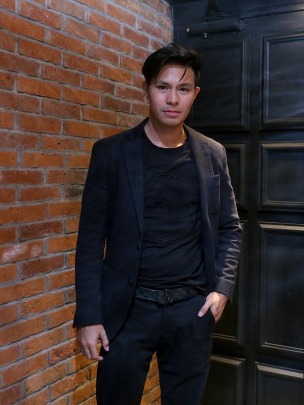 Fero Walandouw. (Daniel Kampua/Bintang.com)