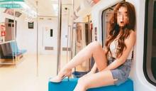 月入30萬!「捷運車廂」拍成人片 SWAG女優遭約談