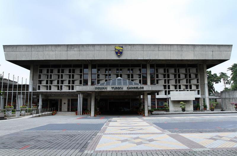 The Dewan Tuanku Canselor at Universiti Malaya in Kuala Lumpur, October 27, 2014. —Picture by Yusof Mat Isa