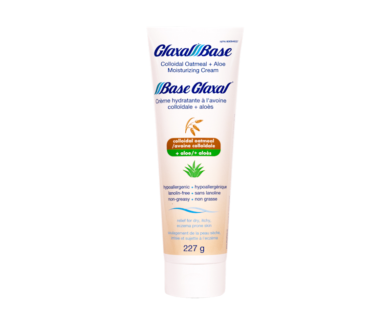 Glaxal Base Colloidal Oatmeal + Aloe Cream