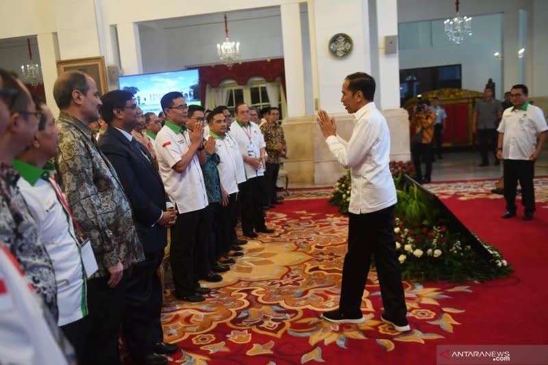 Presiden tanyakan alasan petani enggan tanam buah tropis