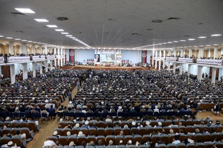 Afghan peace talks near after Taliban prisoner release approved