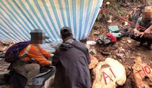 山老鼠集團獵食保育類台灣黑熊、長鬃山羊 15人遭起訴