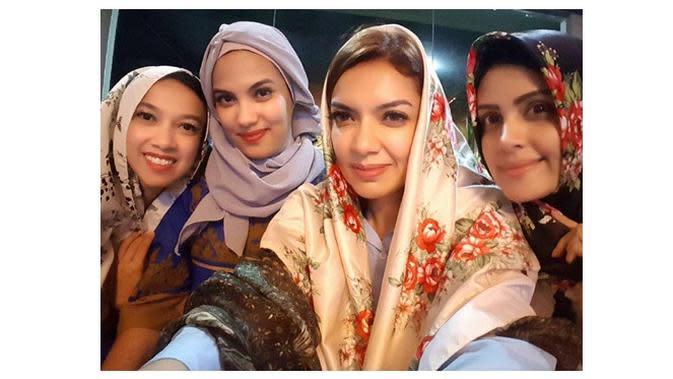 7 Potret Najwa Shihab dan Saudara Perempuannya, Cantik dan Sukses (Sumber: Instagram/@nahlashihab)