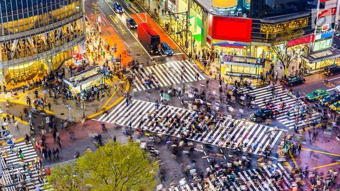 Tokyo, Jepang. (iStockphoto)