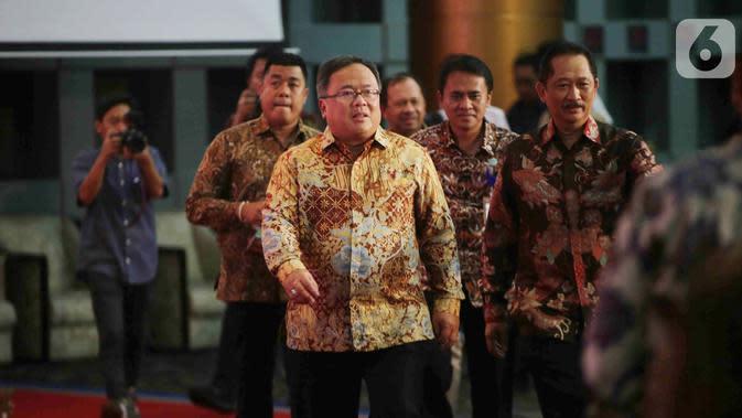Menristek Hadiri Peringatan Hari Pahlawan di ITS Surabaya