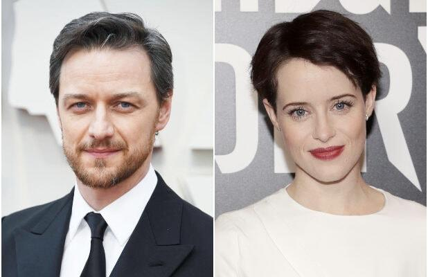 James McAvoy and Claire Foy to Star in English-Language Remake of French Thriller 'My Son' for STXfilms
