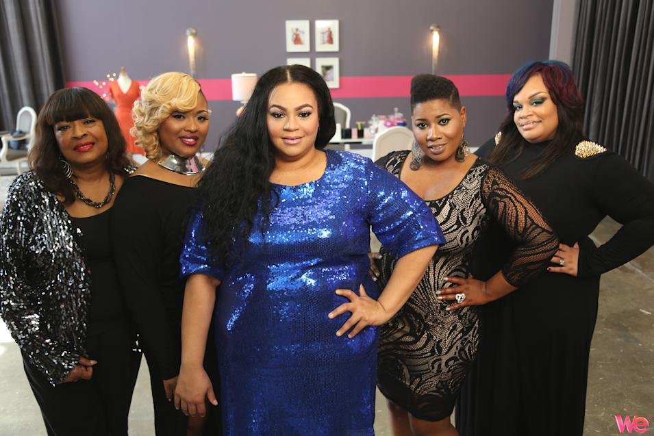 """House of Curves"" premieres Thursday, 6/13 at 10 PM on WE tv"
