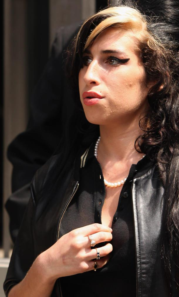 Amy Winehouse Exhibit Opens in London Jewish Museum