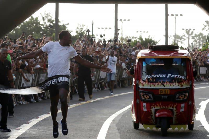 Agen Bolt benarkan sang sprinter terpapar virus corona