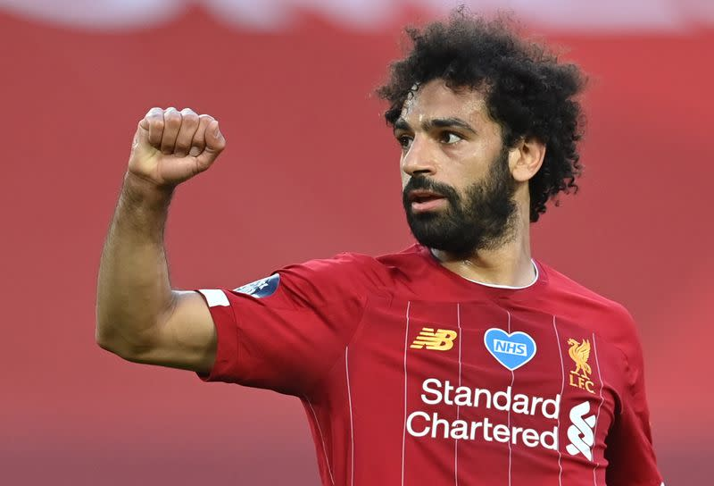 Salah targets long stay, more titles at Liverpool