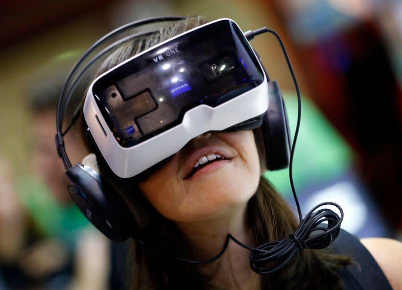 Realitas maya bisa bantu ringankan rasa sakit saat melahirkan