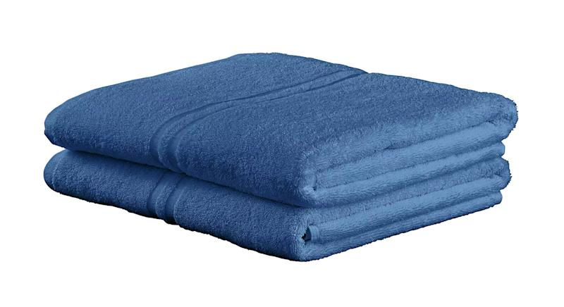 Pair of Bath Towels (Argos)
