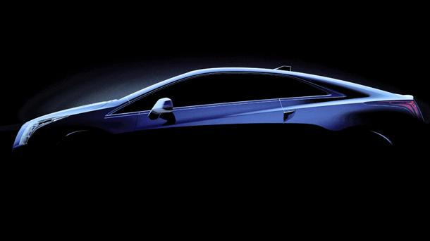2014 Cadillac ELR to give Detroit auto show a Volt-based jolt