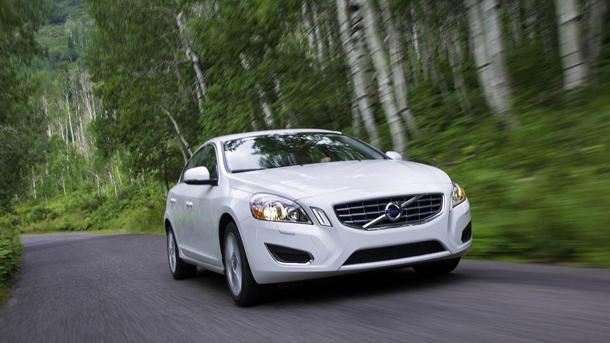 2013 Volvo S60 AWD, going places that it's never been: Motoramic Drives
