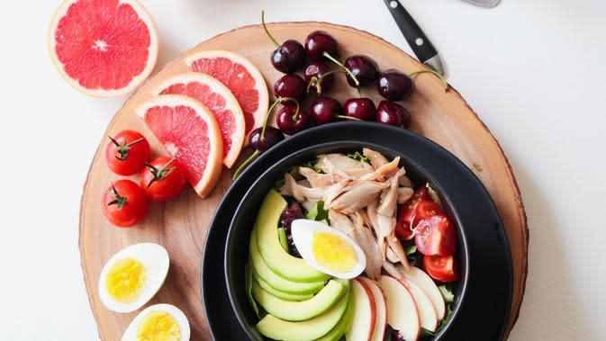 Ilustrasi Makanan Bergizi Credit: pexels.com/Trang