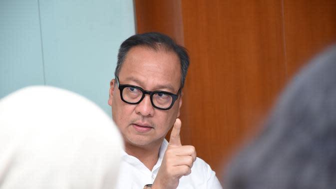 Menperin Agus Gumiwang. Dok: Kementerian Perindustrian