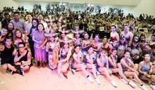 舞力全開 高雄市政府勞工局舉辦移工舞蹈比賽