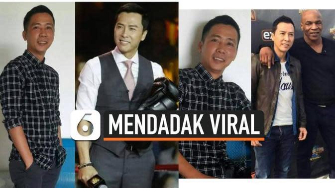 VIDEO: Viral Donnie Yen KW dari Singkawang