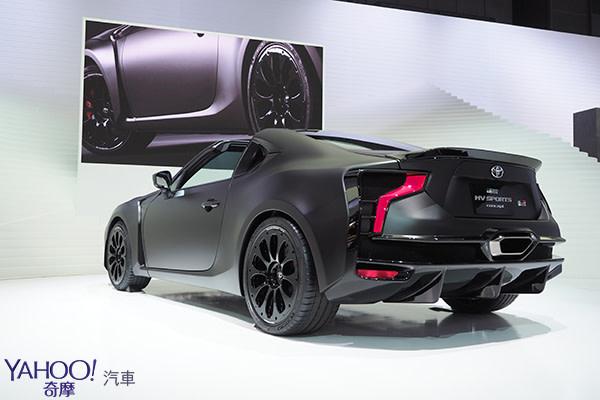 【東京車展】Toyota展現領頭羊氣勢