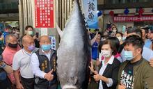 驚語「黑鮪魚可抑制孩子成長」 林姿妙解釋:台灣國語啦