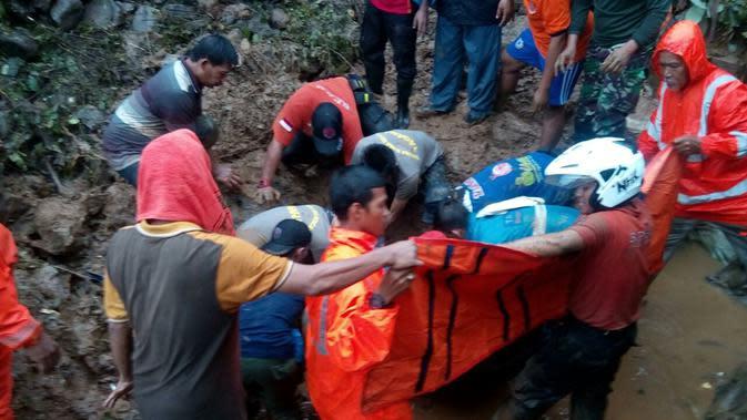 BNPB: 2.276 Bencana Alam Terjadi Sepanjang Januari hingga 17 Oktober 2020