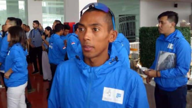 Pelari Agus Prayogo