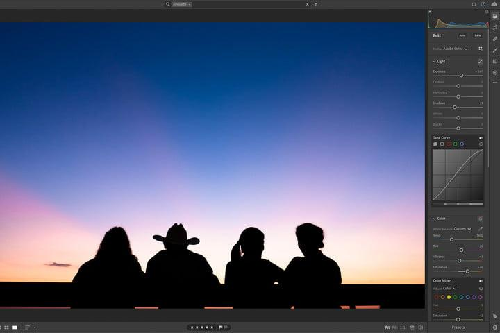silhouette photography how to photograph editing after dm