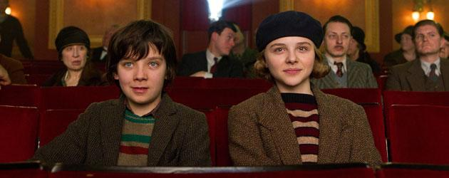 Chloe Grace Moretz Discusses Making 'Hugo' With 'Marty'