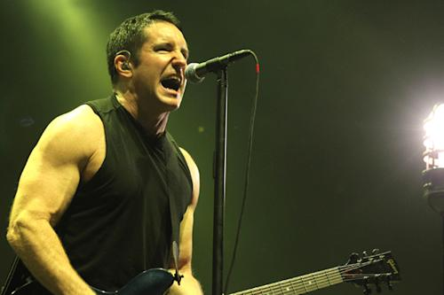 Listen to Nine Inch Nails' 'Hesitation Marks'