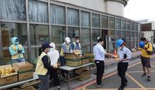 3萬員工下班人手一把香蕉 六輕響應縣府號召認購贈送