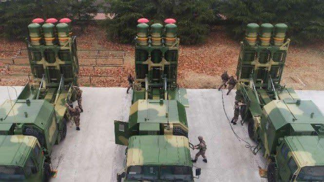 Gawat, China Siapkan Rudal Hong Qi untuk Taklukkan India