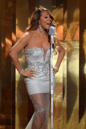Mariah is '#Beautiful' at the BET Awards, But Was She Live?
