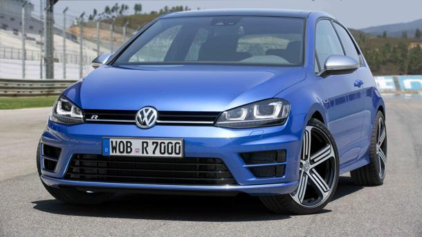 2014 Volkswagen Golf R revealed as sub 5-second hot hatch